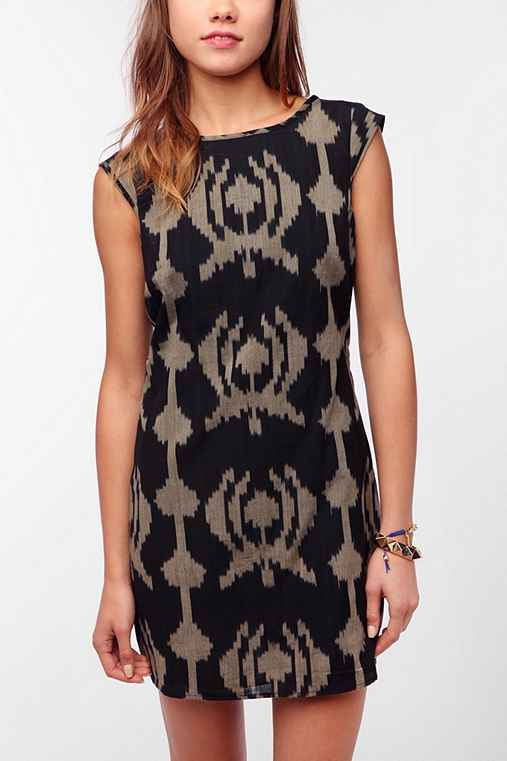 Staring at Stars Ikat Shift Dress