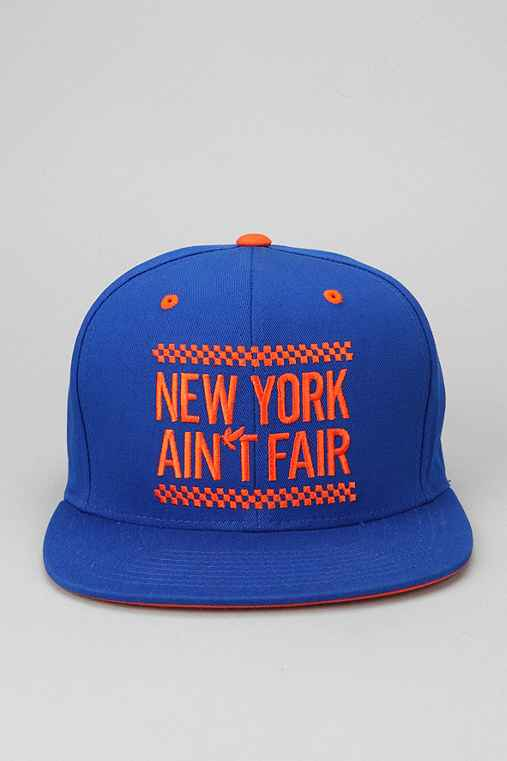 Staple New York Ain't Fair Snapback Hat