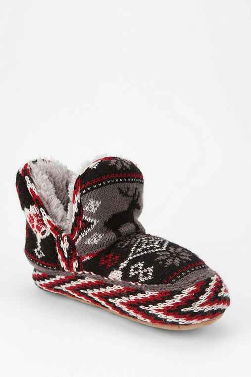 MUK LUKS Amira Slipper-Sock Boot