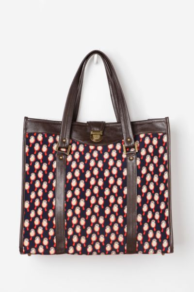 Cooperative Confetti Animal Tote Bag