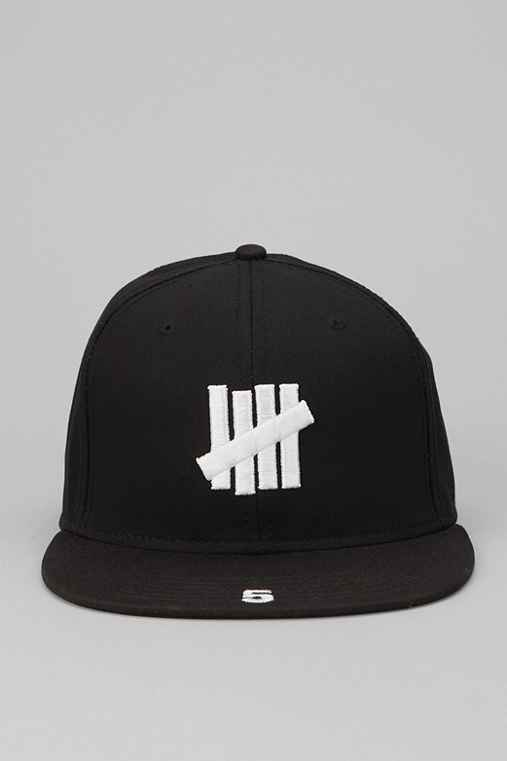 Undefeated 5 Strike Champ Snapback Hat