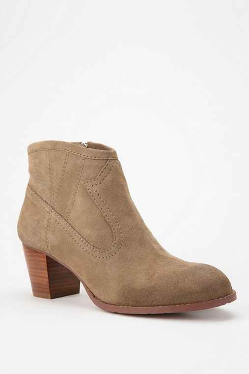 Dolce Vita JuJu Suede Ankle Boot