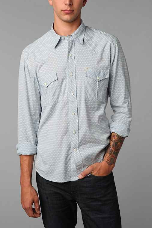 Salt Valley Servando Western Shirt