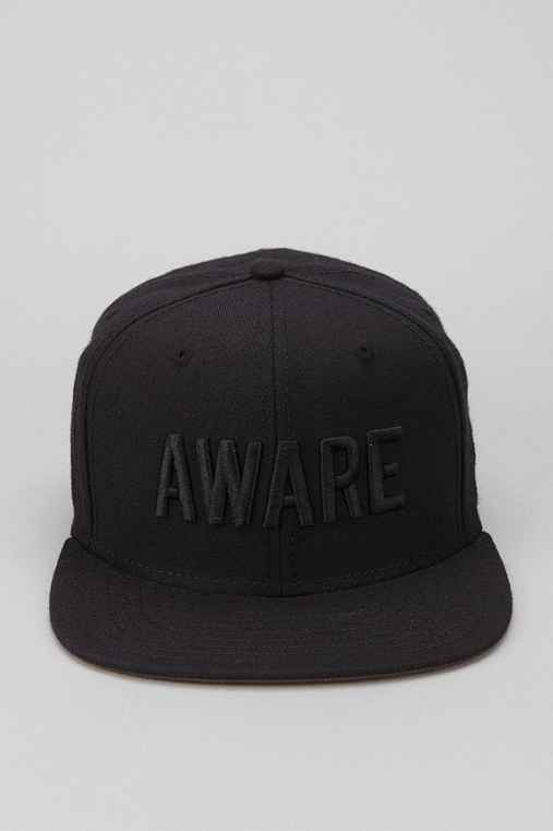 Us Versus Them Aware Snapback Hat