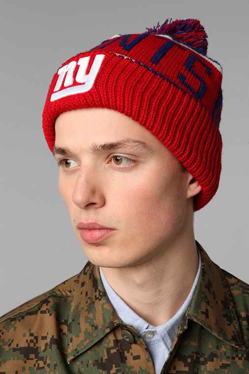 47 Brand New York Giants Calgary Knit Beanie