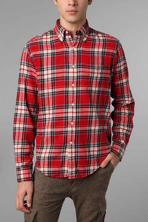 GANT Rugger Tinkering Twill Patched EZ Shirt