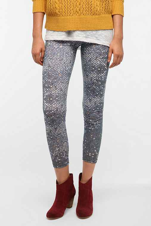 Out From Under Disco Ball Legging