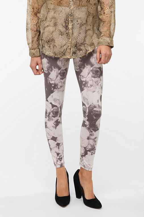 BDG Photo-Floral High-Rise Legging