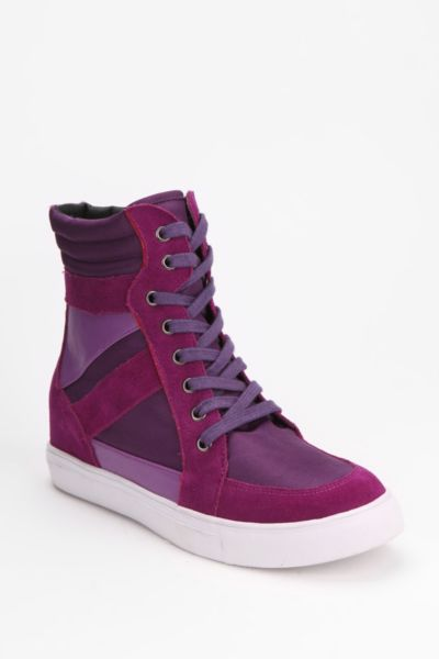 BDG Hidden Wedge High-Top Sneaker