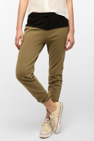 BDG Colorblock Slim Track Pant