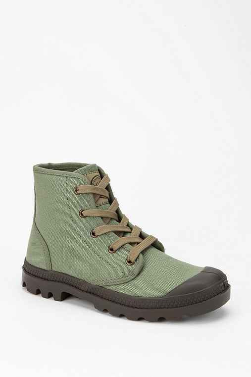 Palladium Pampa Canvas Boot