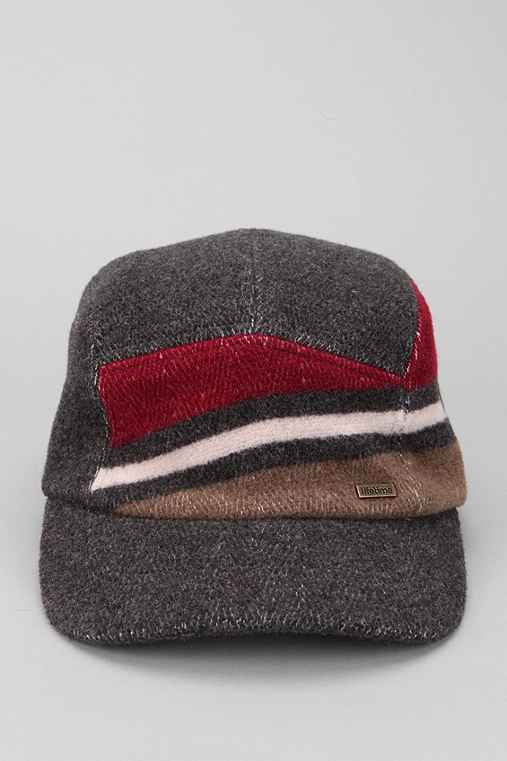 Lifetime Collective Sag Wool Stripe Hat