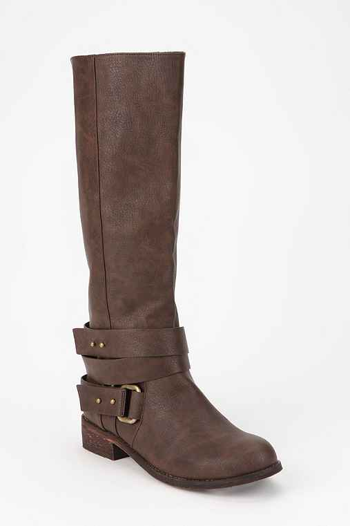 Ecote Multi-Strap Tall Boot