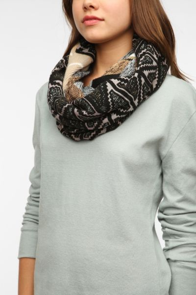 Staring at Stars Mixed Up Eternity Scarf