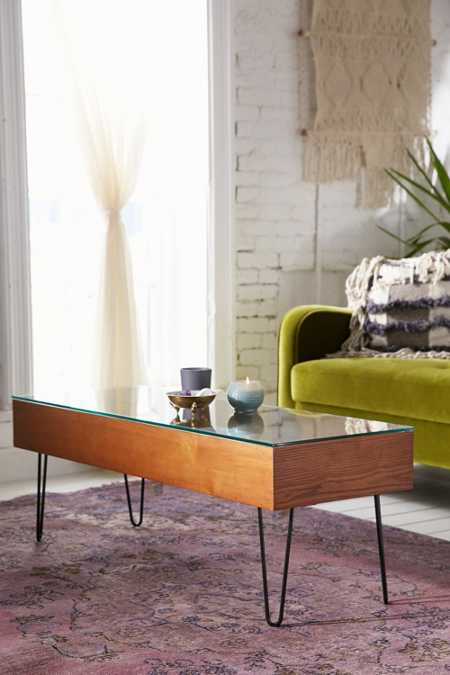 Sale alerts for Urban Outfitters Gallery Coffee Table - Covvet