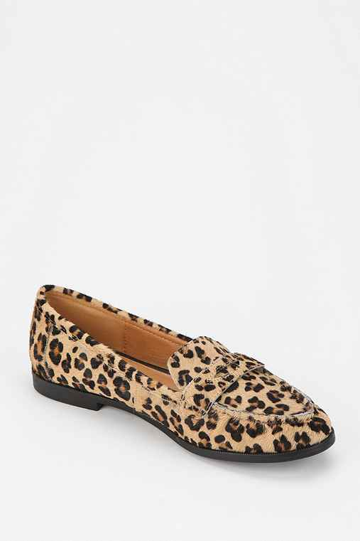 Cooperative Sloane Cow Hair Loafer