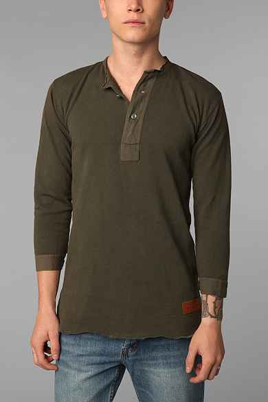 WAAR for Urban Renewal Ladd Henley Shirt