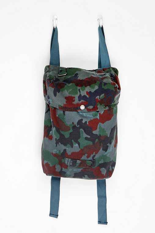 Urban Renewal Camo Backpack