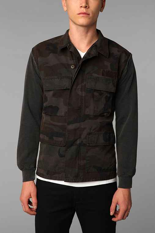 WAAR for Urban Renewal Otis Jacket