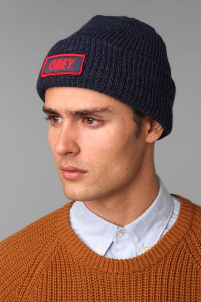 OBEY Standard Issue Beanie