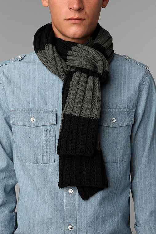UO Rugby Stripe Scarf