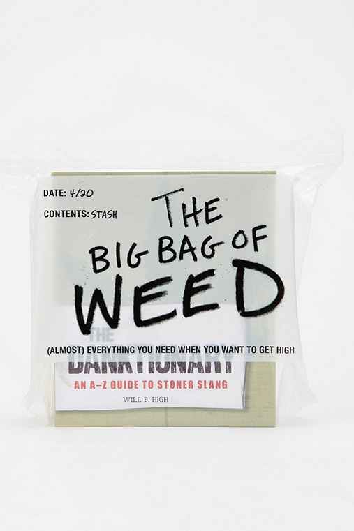 Bag of Weed By I.M. Stoned, Holden Blunts & Will B. High
