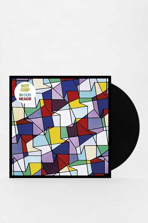 Hot Chip - In Our Heads 2xLP + MP3