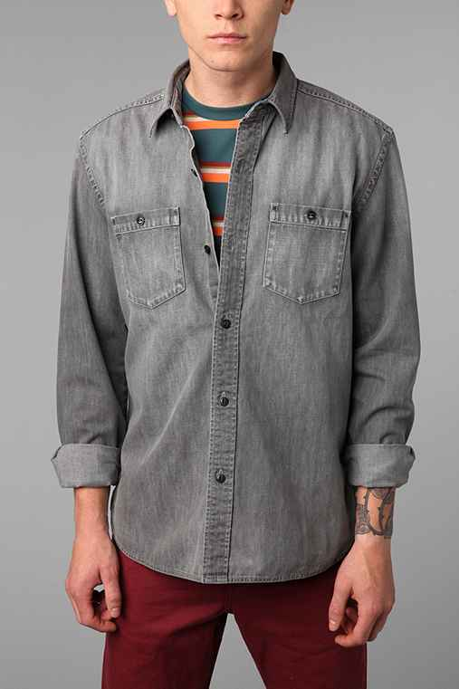 Stapleford Denim Workshirt