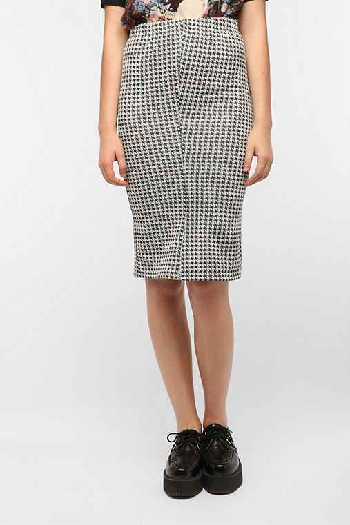 Urban Renewal Trouser Pencil Skirt