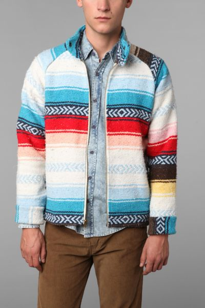 Urban Renewal Blanket Station Jacket