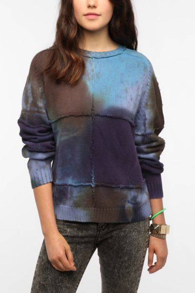 Urban Renewal Tie Dye Sweater