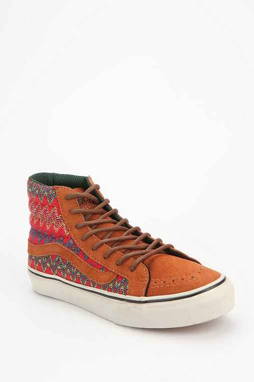 Vans Sk8-Hi Zigzag Women's High-Top Sneaker