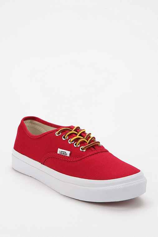 Vans Authentic Canvas Hiker Sneaker