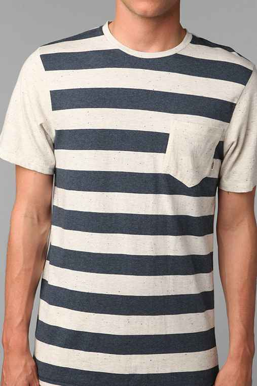 Vans Meade Striped Tee