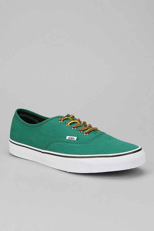Vans Canvas Boot Lace Authentic Sneaker