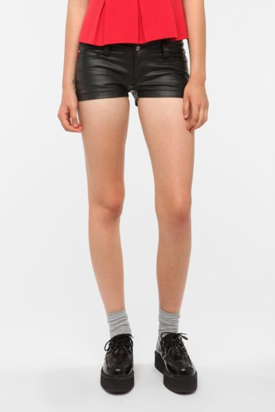 Tripp NYC Vinyl Short
