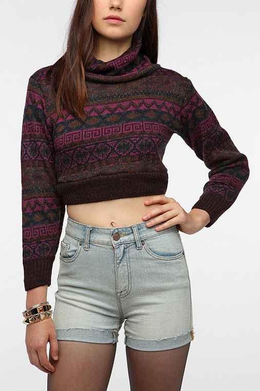 Urban Renewal Snood Sweater