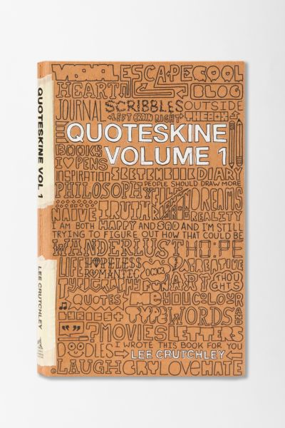 Quoteskine V.1 By Lee Crutchley