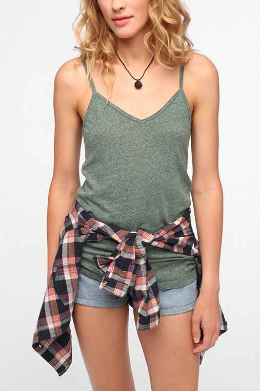 Coincidence & Chance V-Neck Triblend Cami