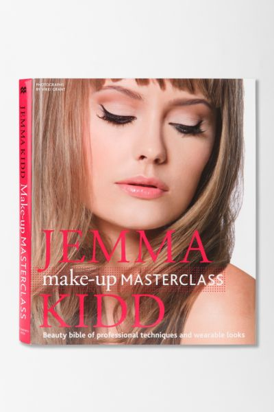Jemma Kidd Make-up Masterclass By Jemma Kidd