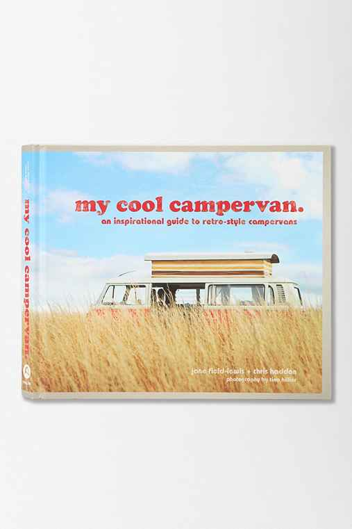 My Cool Campervan By Jane Field-Lewis