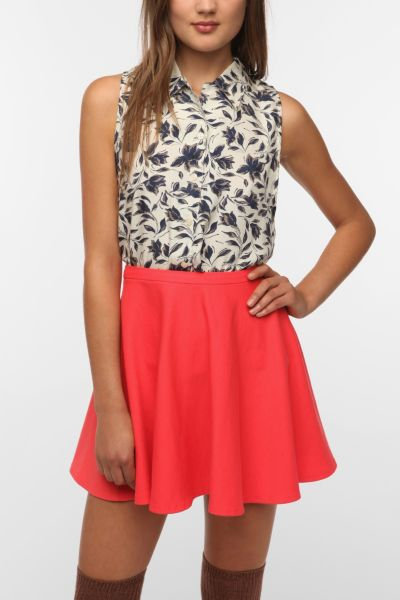 Urban Renewal Racerback Sleeveless Blouse
