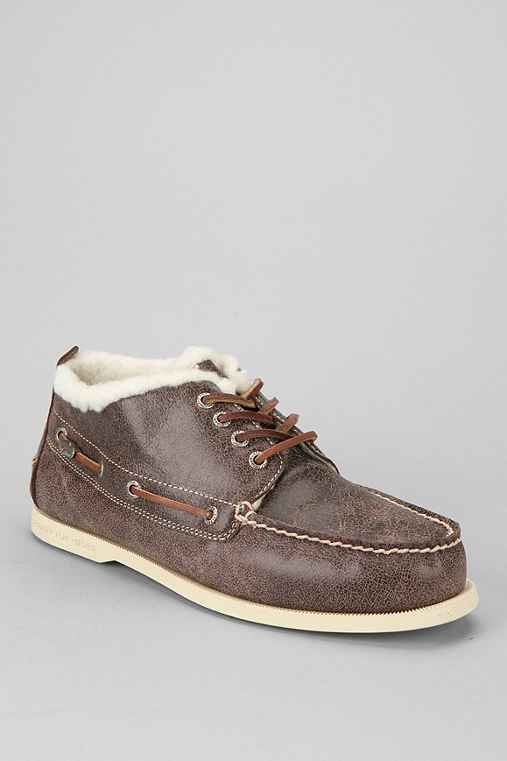Sperry Top-Siders Authentic Original Chukka Bomber Boot