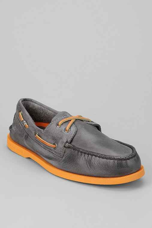 Sperry Top-Sider 2 Eye Burnished Boat Shoe