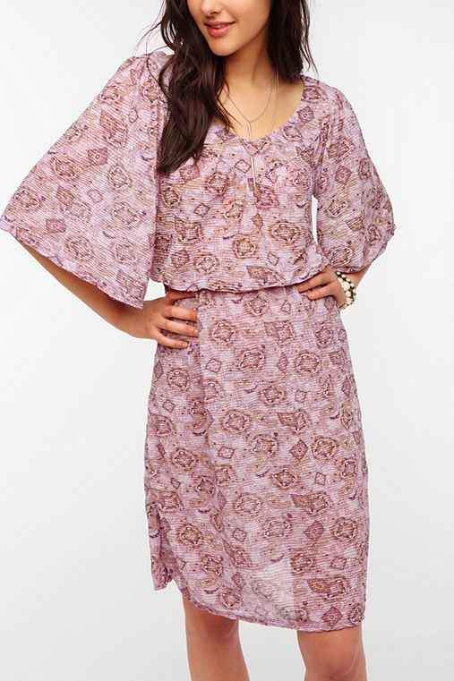 Urban Renewal Bell-Sleeve Dress