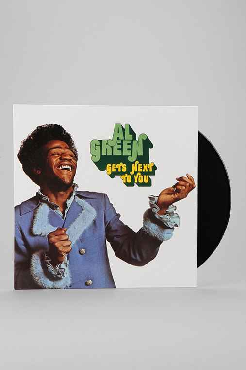 Al Green - Gets Next To You LP