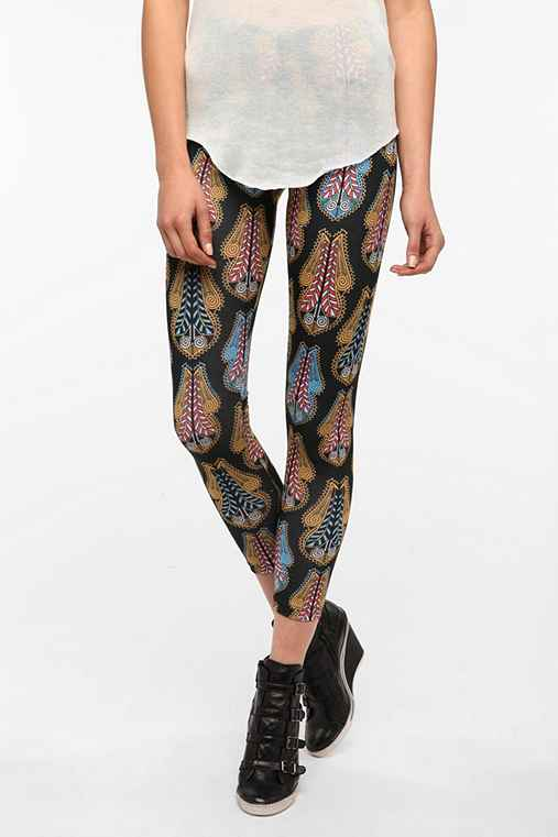 BDG Geo-Pendant High-Rise Legging