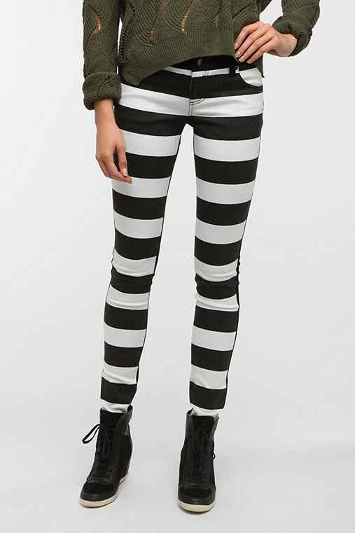 Tripp NYC Jail Stripe Jean