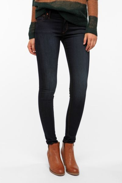 James Jeans Twiggy Legging Jean - Rinsed Denim
