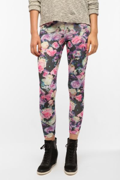 BDG Rose Garden High-Rise Legging